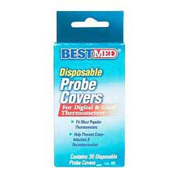 Thermometer Disposable Probe Covers Bestmed